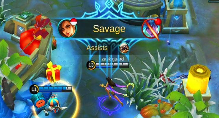 Arti Savage di Mobile Legend