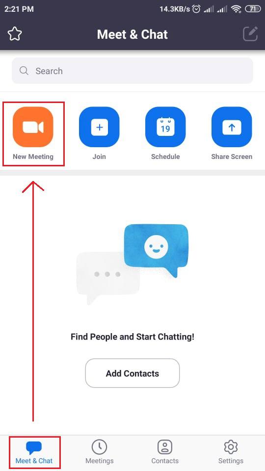 Cara Membuat Meeting Room Dan Join Meeting Di Zoom Smartphone Android Dan Ios Matamu