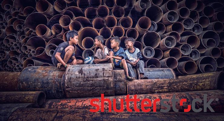 Foto ditolak Shutterstock