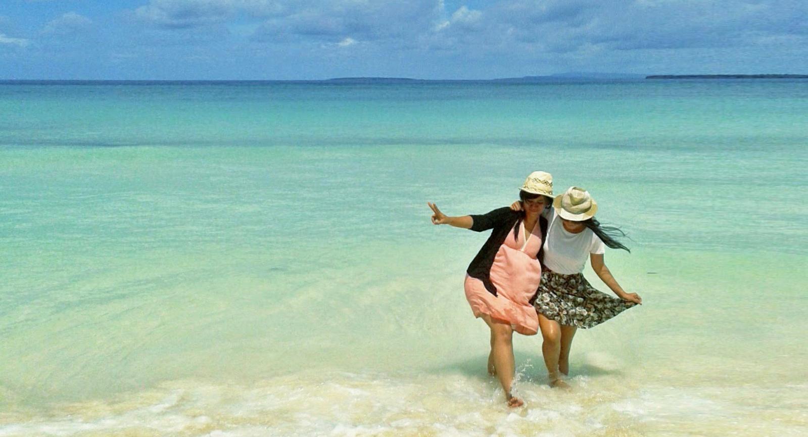 PAsir Putih Pantai Tanjung Bira