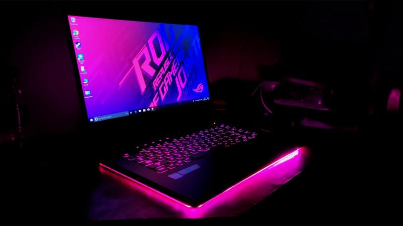 Laptop Asus RoG untuk Gaming