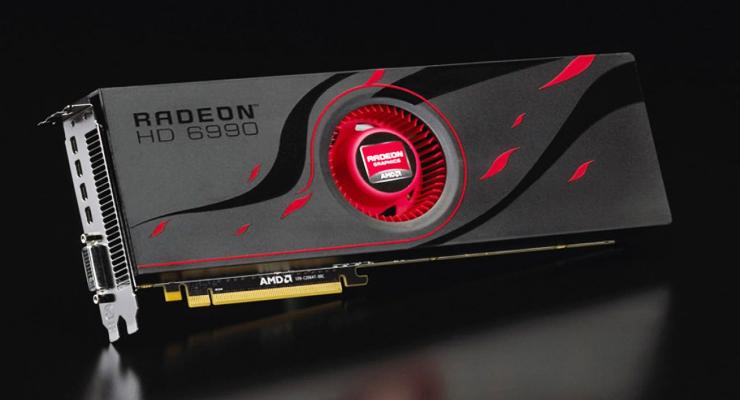 VGA Card Radeon HD 6990