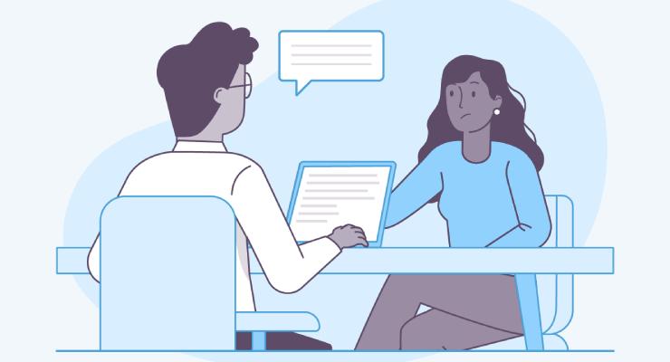 Ilustrasi Wawancara Kerja Perusahaan