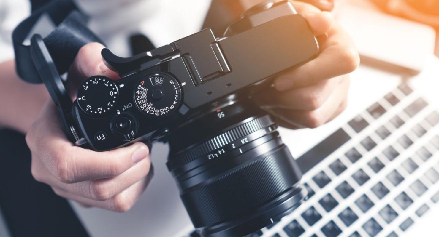 Cara menjadi Fotografer Profesional