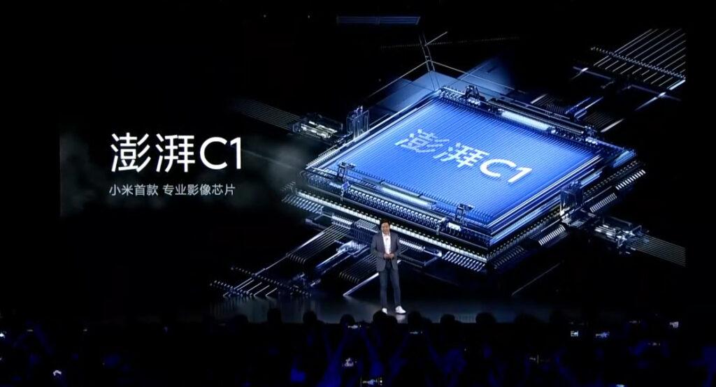 Chipset ISP terbaru dari Xiao Mi terbaru dan manis