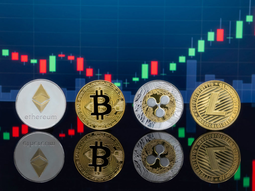 Jenis Jenis Bitcoin dan Logo Cryptocoin terbaru yang keren