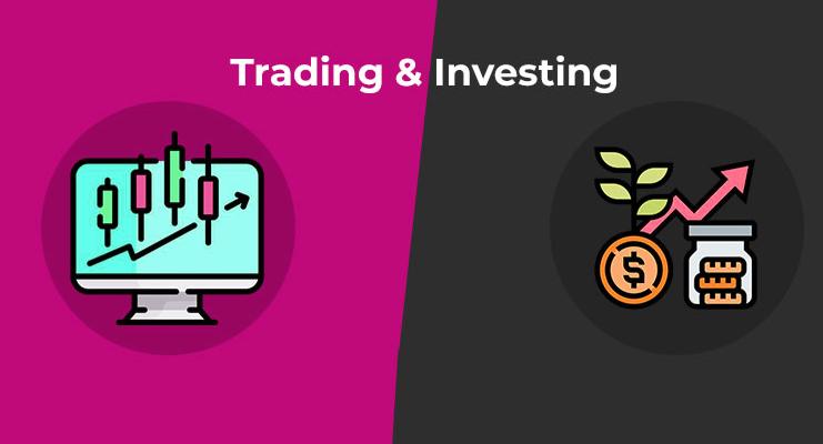 Perbedaan Mendasar antara Trading dan Investasi saham